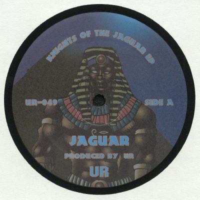 UR - Knights Of The Jaguar EP (Underground Resistance)