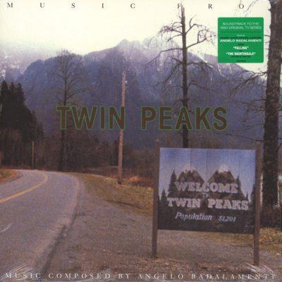 Angelo Badalamenti - Music From Twin Peaks (LP) (Warner Bros. Records)