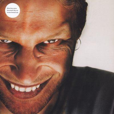 Aphex Twin - Richard D. James Album (LP) (Warp)