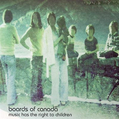 Boards Of Canada - Music Has The Right To Children (2xLP) (Warp, Skam)