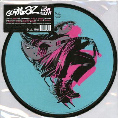 Gorillaz - The Now Now (LP) (Parlophone, Warner Bros. Records)